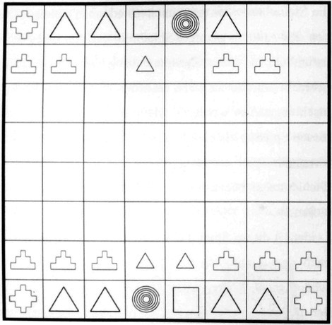 Ursprüngliche Schach Anleitung